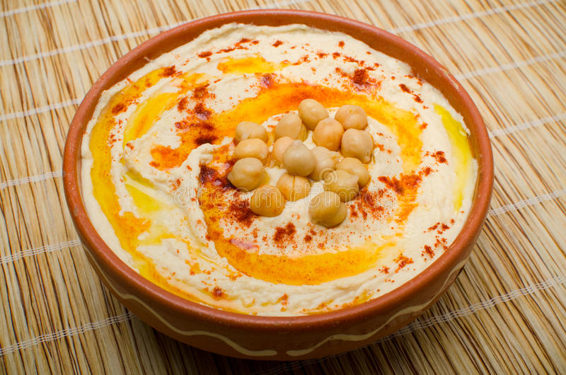Hummus 库存图片