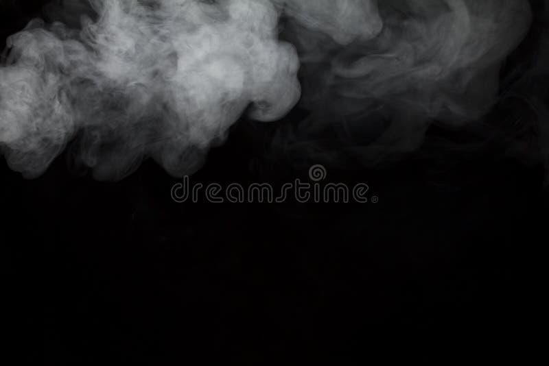 Humo y niebla foto de archivo