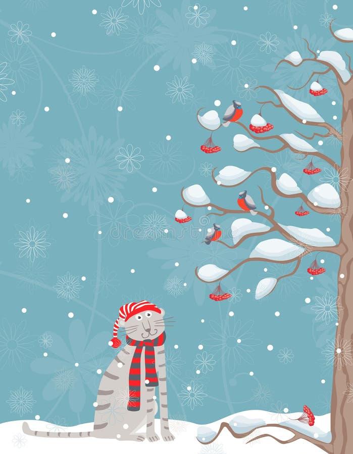 Humor del Año Nuevo libre illustration