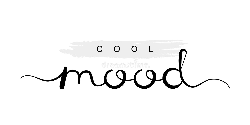 Humor fresco, letras de la escritura Lema de la tipografía para la impresión de la camiseta, diseño gráfico libre illustration