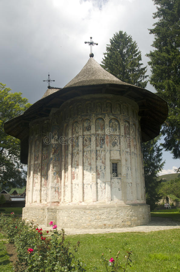 Download Humor Monastery stock image. Image of humor, bukovina - 32999959