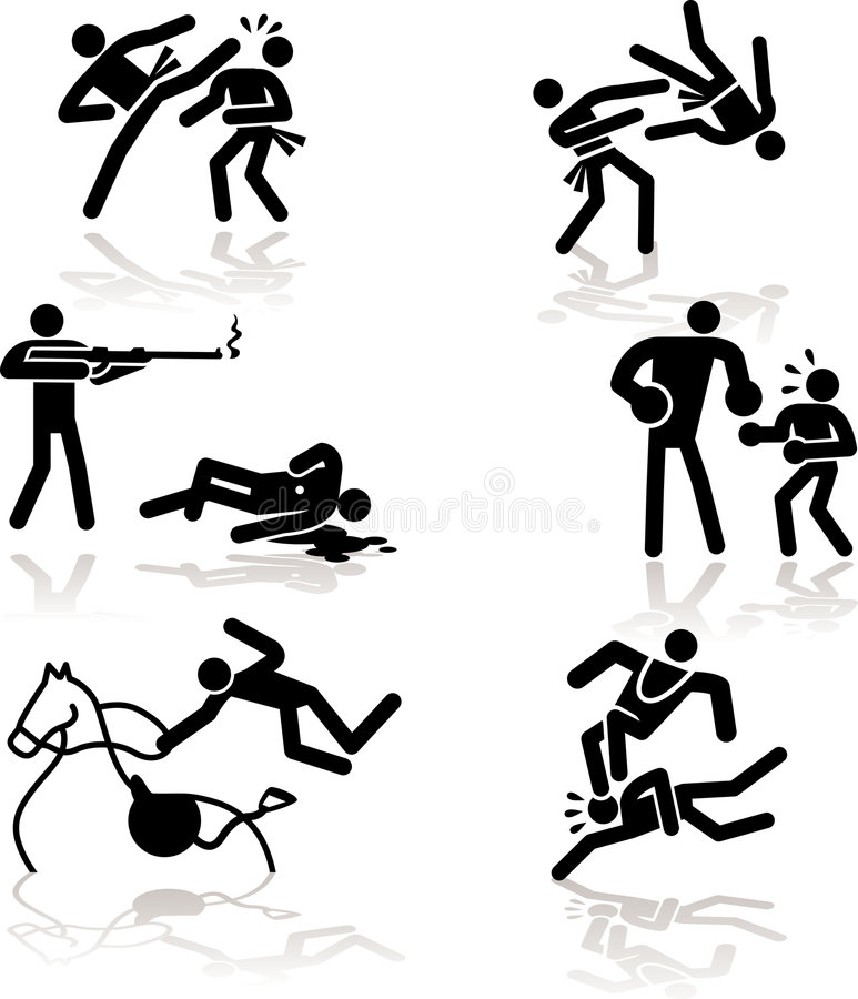 Download Humor Olympic Games - 4 Stock Photo - Image: 6034510