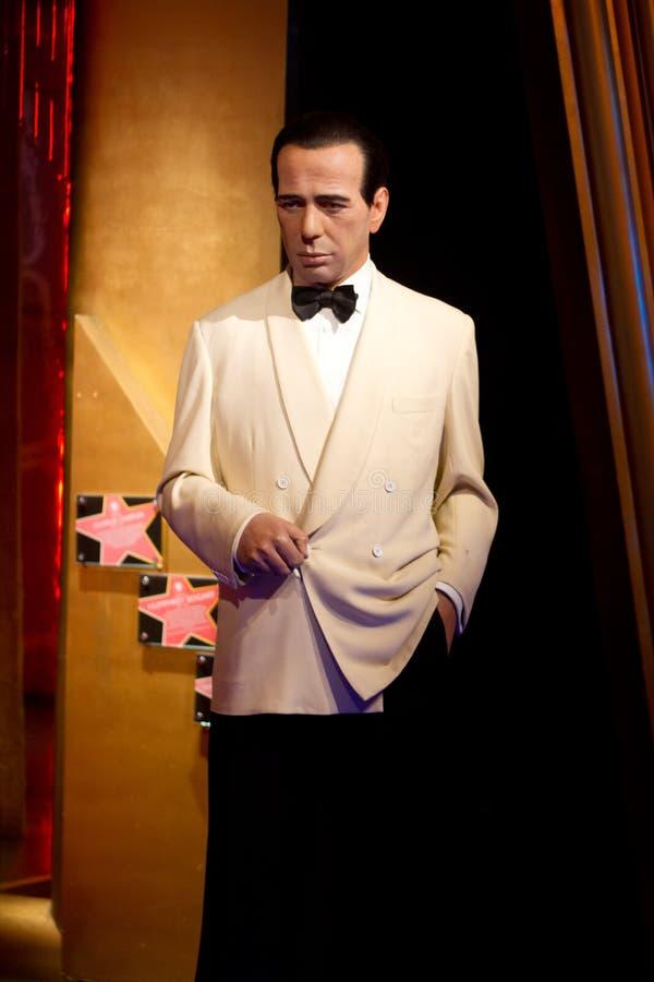 Humphrey Bogart imagem de stock
