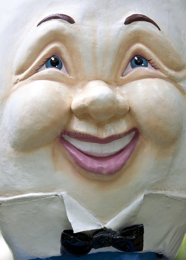 Humpty Dumpty fotografía de archivo