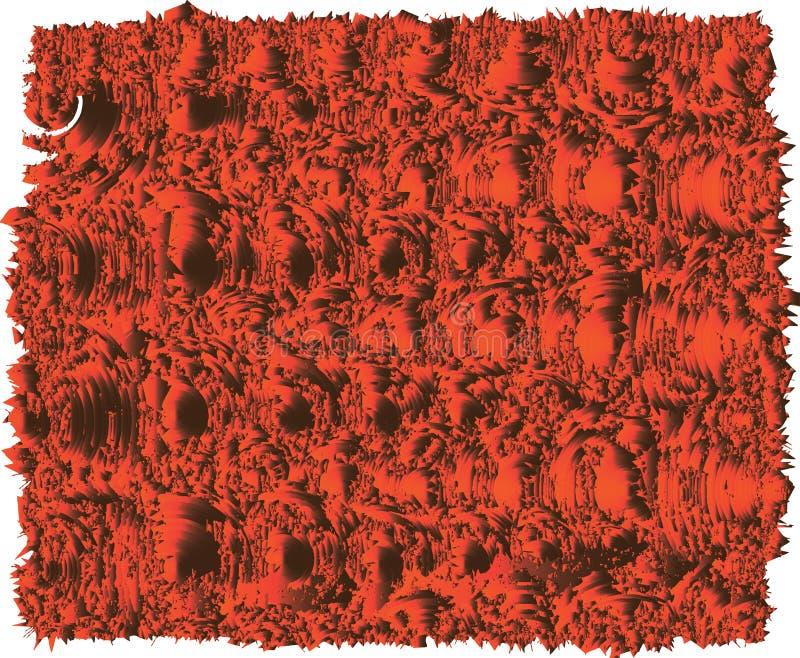 Humpy kolory, tekstury, ilustracja wektor