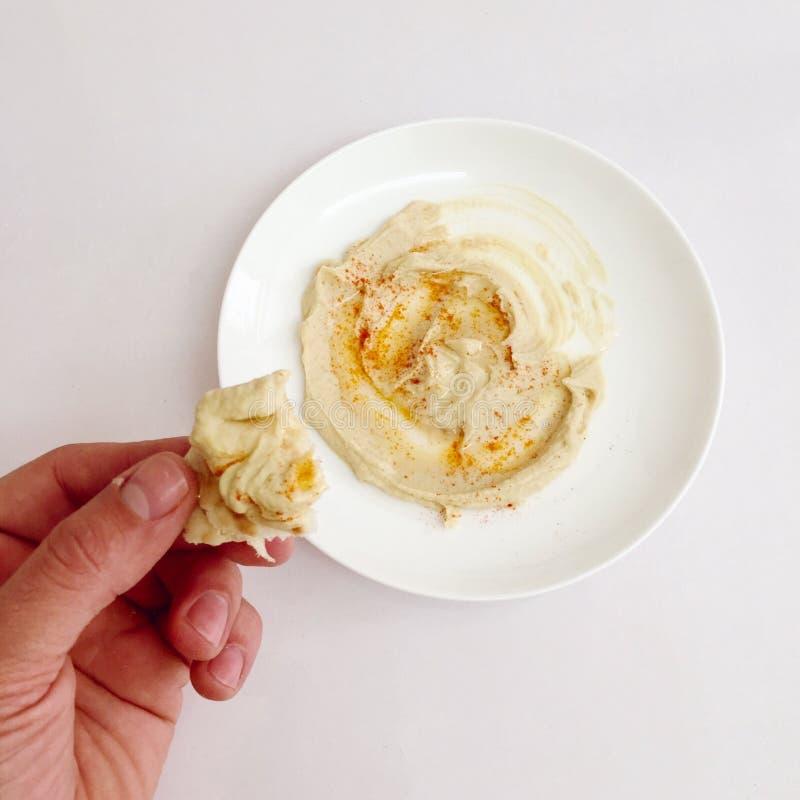 humus stockfotos