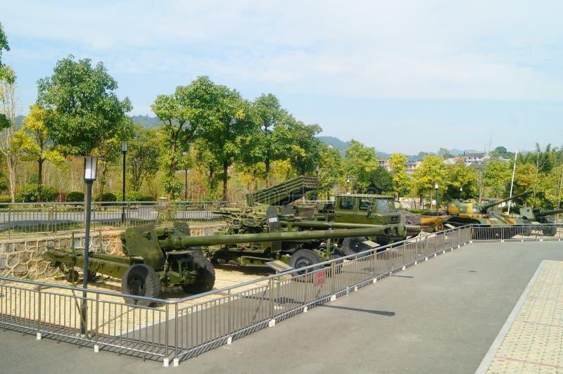 Hunan, China: pasillo conmemorativo del camarada su yu fotografía de archivo libre de regalías