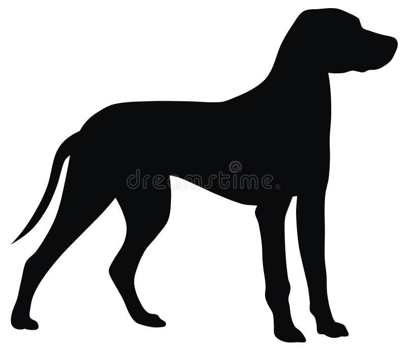 Hund lizenzfreie abbildung