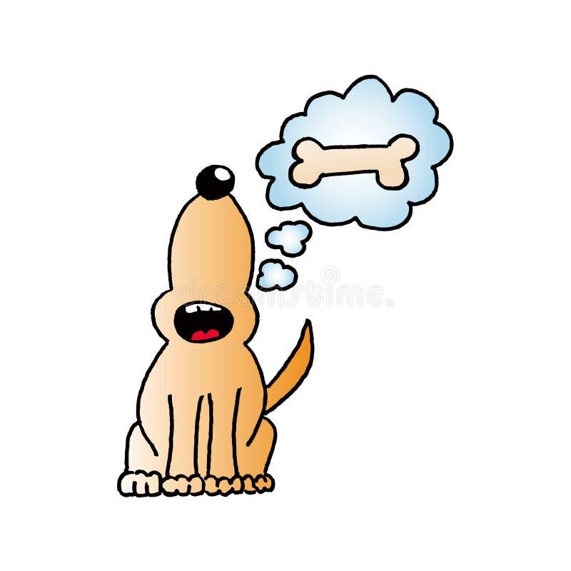 Hund (Vektor) vektor abbildung