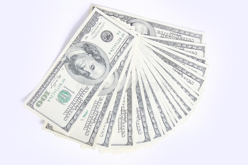 Download Hundred dollar stock photo. Image of economics, green - 13535180