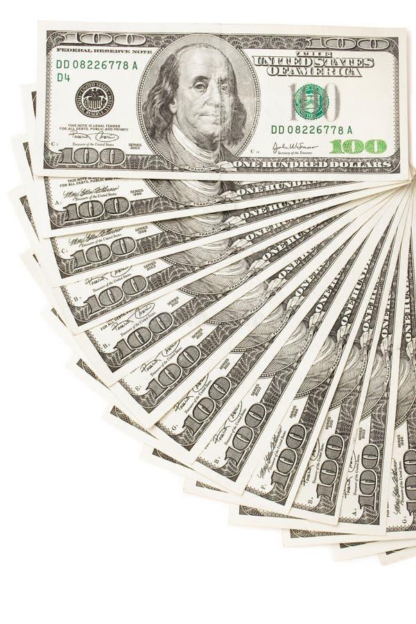 Free Hundred Dollar Bills Stock Image - 3190151