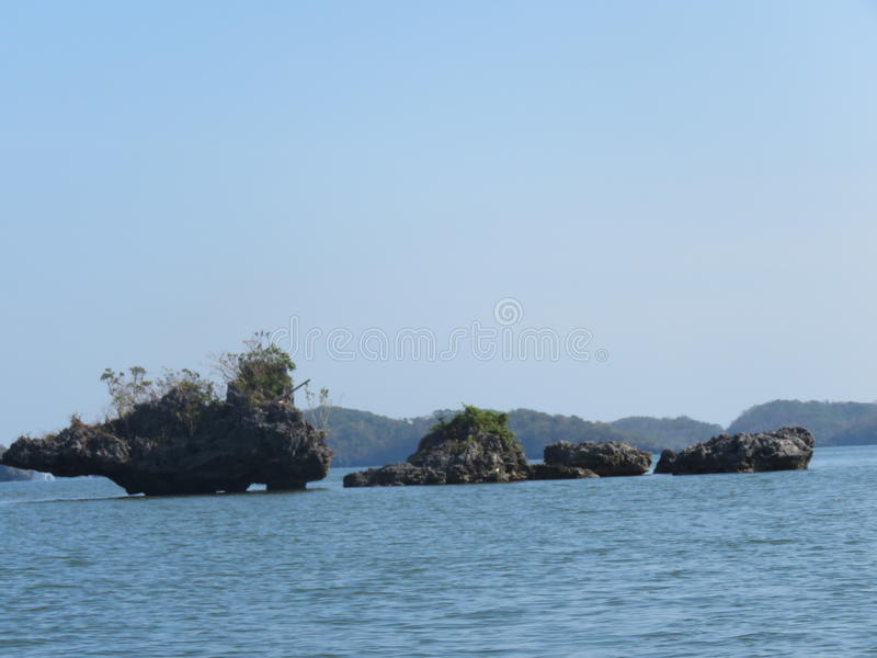 Hundred Islands royalty free stock photography