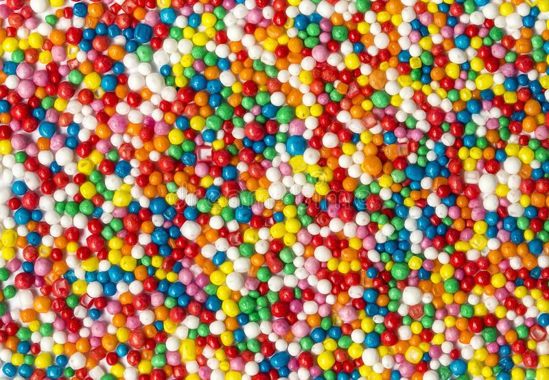 Hundreds and Thousands stock photo. Image of space, candy ...