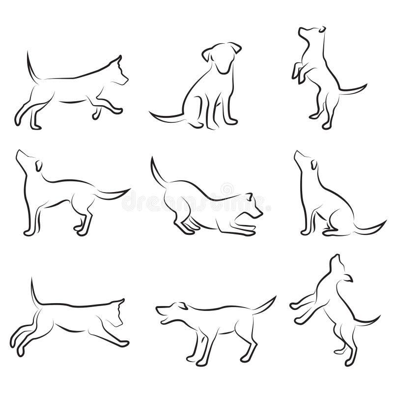 hundteckningsset