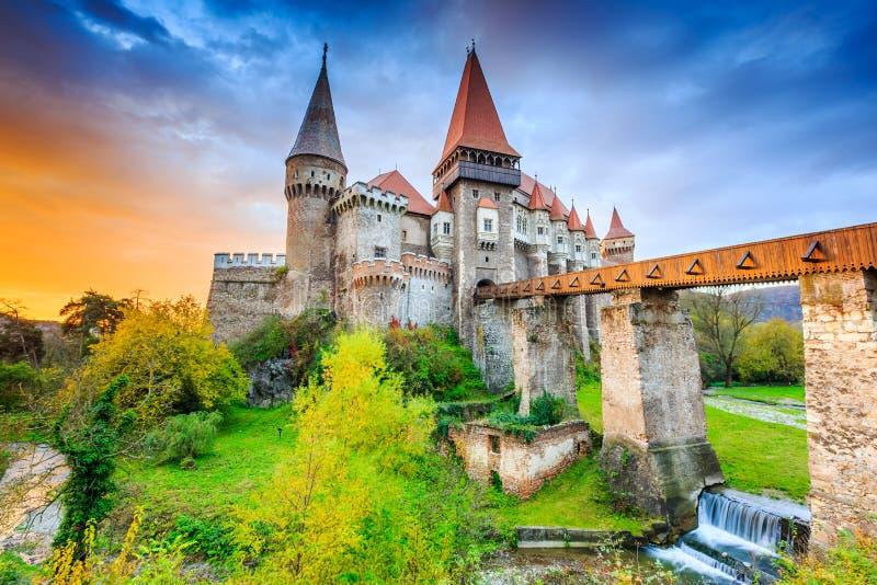 Hunedoara, Румыния стоковые фото