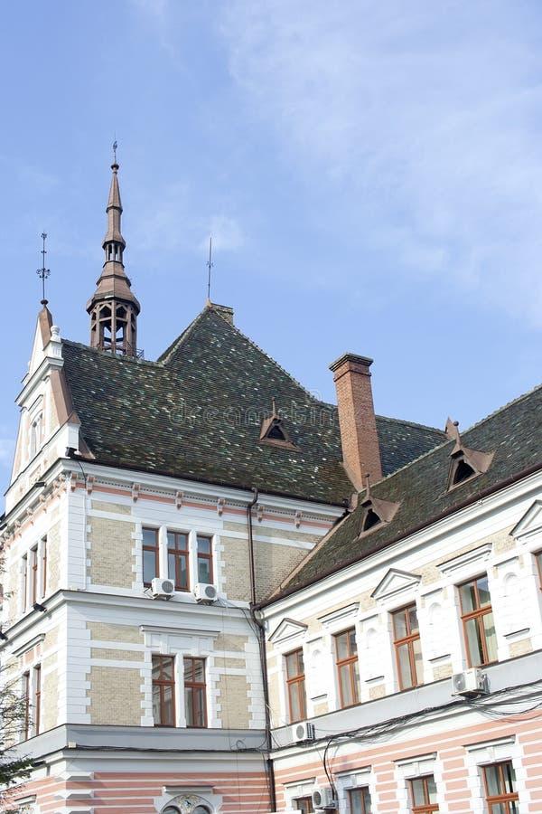 Hunedoara okręgu administracyjnego prefektura fotografia royalty free