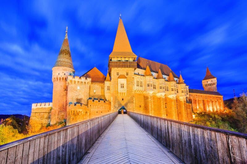 Hunedoara, Roemenië royalty-vrije stock fotografie