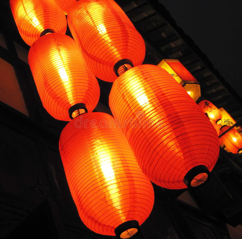 Download Hung lantern stock image. Image of celebration, lamp - 12799747
