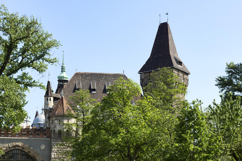 Download Hungarian Agricultural Museum Stock Image - Image: 25221981