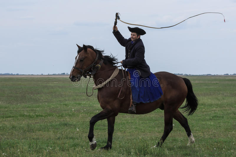 Download Hungarian Cowboys Editorial Photo - Image: 42616451