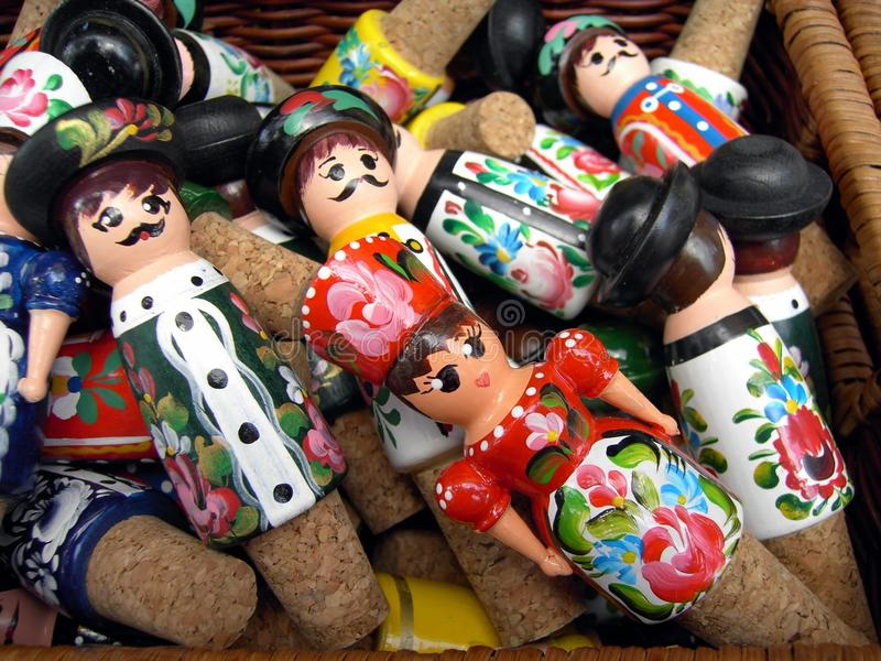 Download Hungarian dolls stock image. Image of country, cosmetics - 20038785