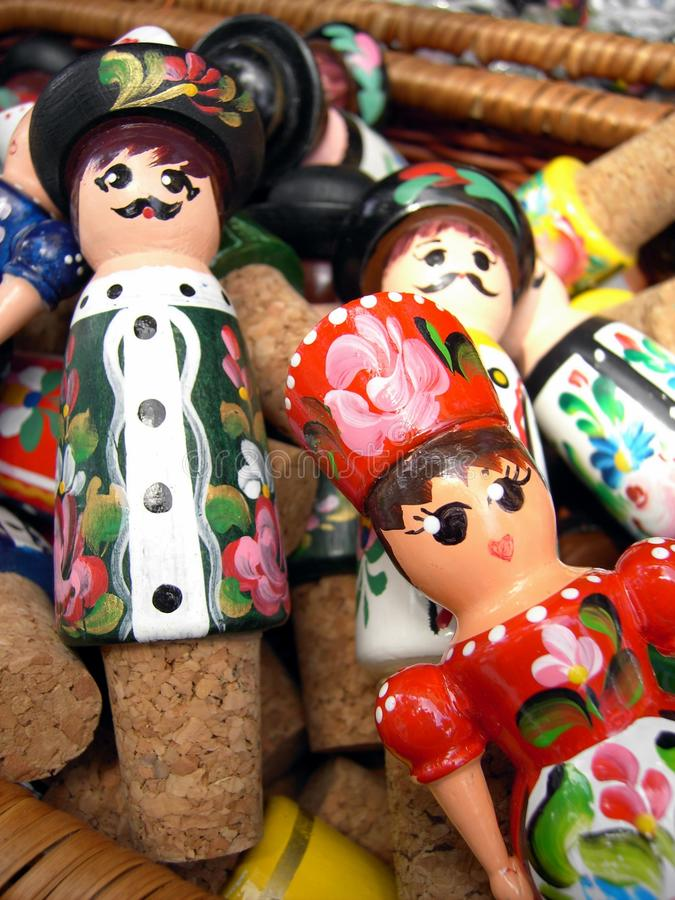 Download Hungarian Dolls Royalty Free Stock Image - Image: 20038786