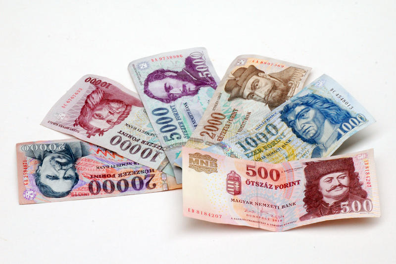 Download Hungarian forint stock image. Image of hungarian, forint - 25012035