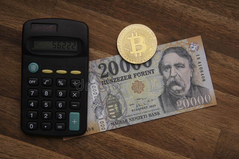 Kriptovaluta számológép