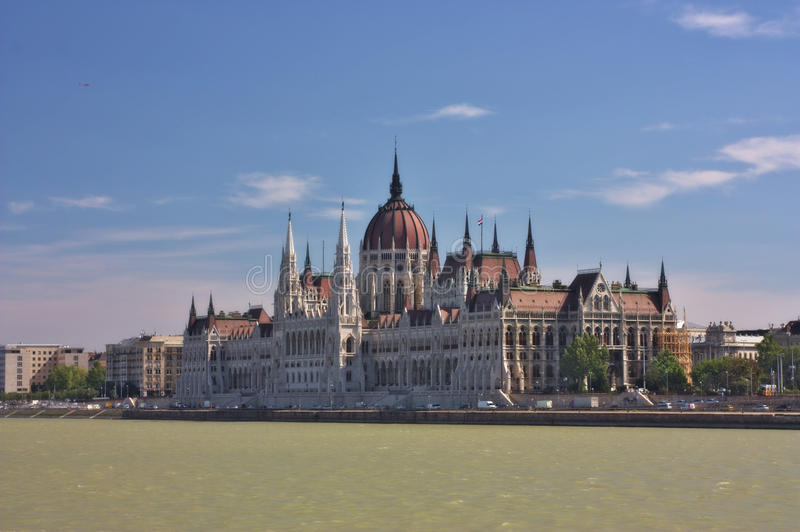 Download Hungarian Parliament stock photo. Image of dome, structure - 26118224