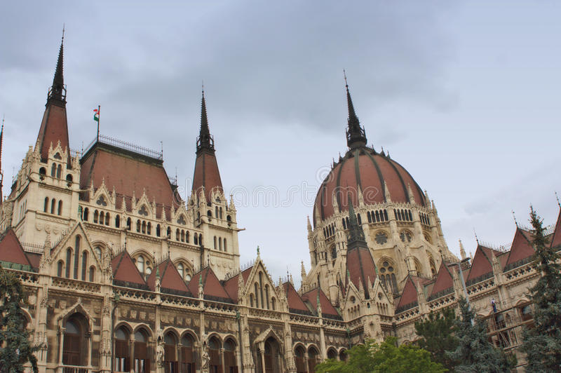 Download Hungarian Parliament Royalty Free Stock Image - Image: 26536916