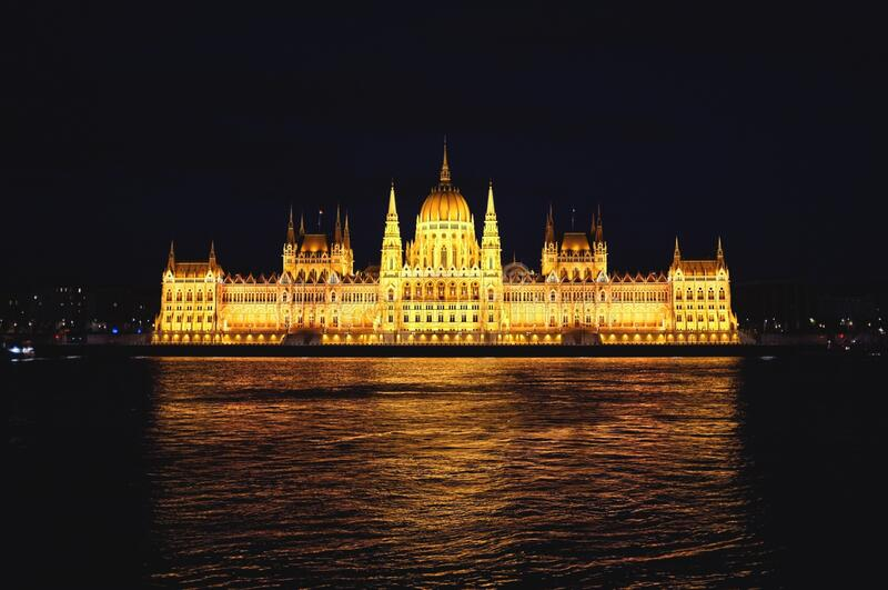 Hungarian Parliament Building Free Public Domain Cc0 Image