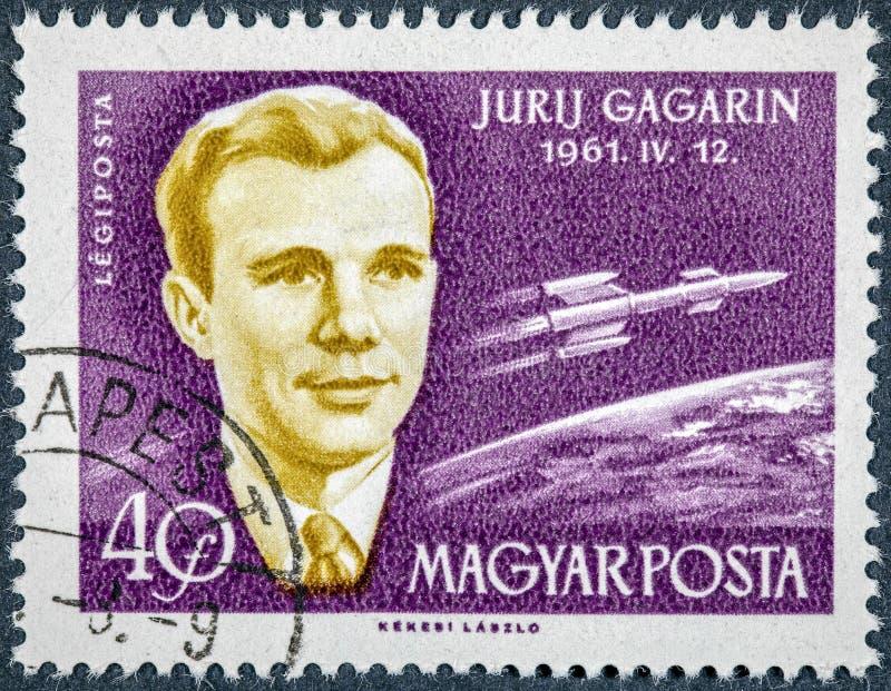 Yuri A. Gagarin, Astronaut, the First Human into Outer Space stock photos