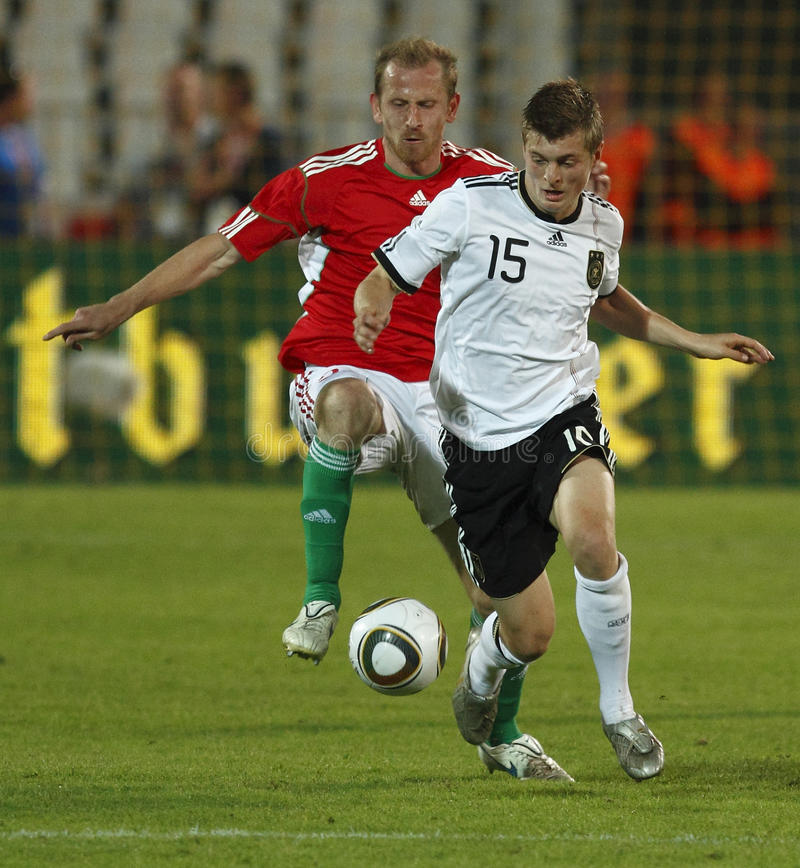 Download Hungary Vs Germany Friendly Football Game Editorial Stock Image - Image: 14508004