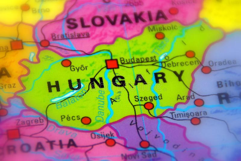 Hungria - Europa foto de stock