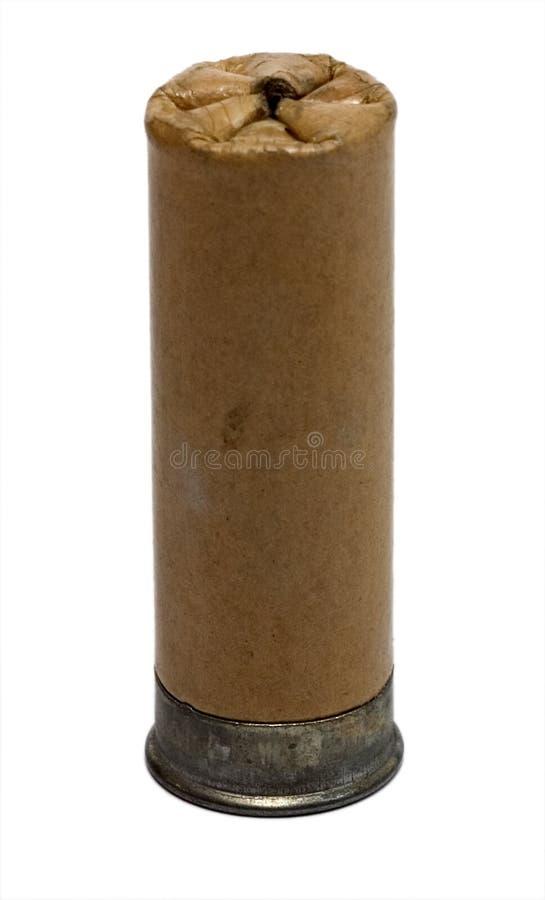 Hunt cartridge stock photography