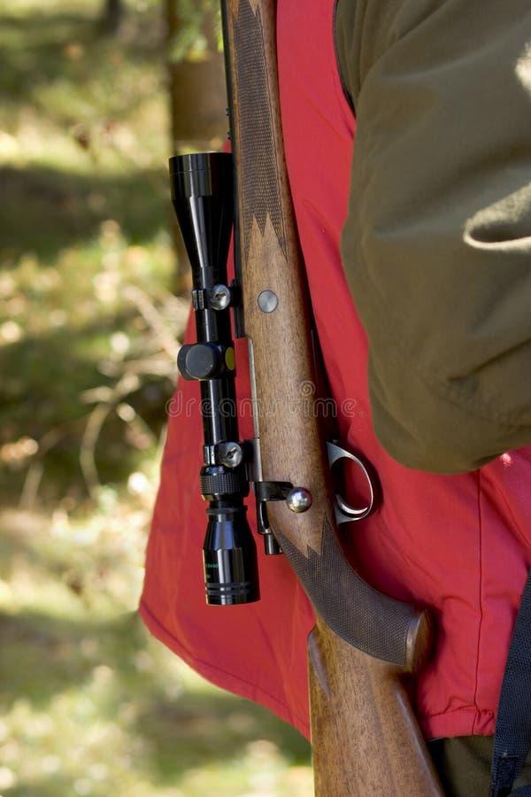 hunter łosia zdjęcie royalty free