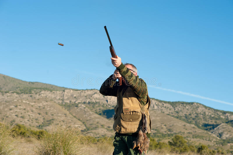 Download Hunter stock image. Image of shoot, countryside, hunting - 17687201