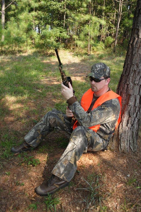 Hunter Hunting stock photos