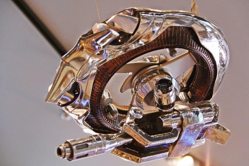 Hunter Killer Mini dal terminatore 3D fotografia stock