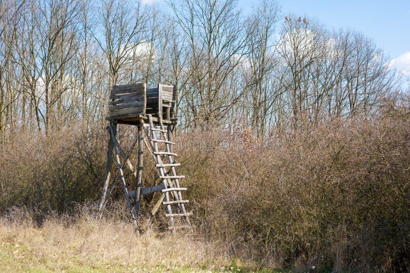 Hunters Tower stock photo