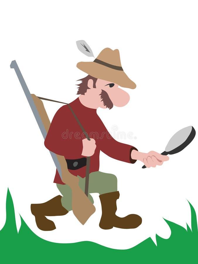 Download Hunting stock vector. Image of masking, environment, aiming - 15603818