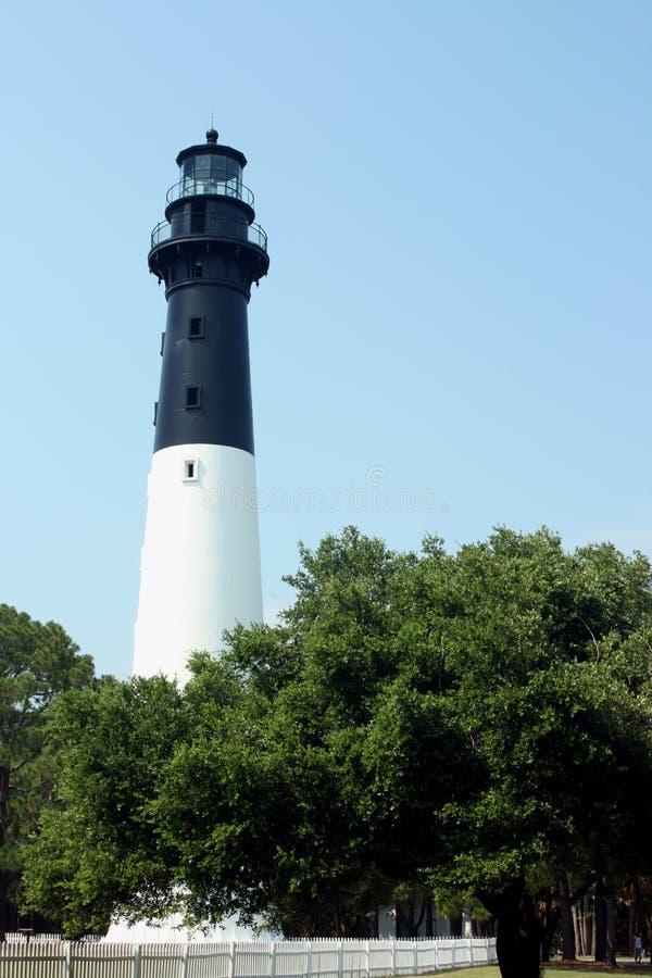Free Hunting Island Lighthouse Stock Photo - 2665940