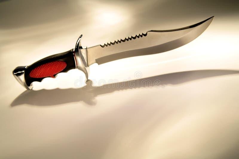 Hunting knife3 royalty free stock photos