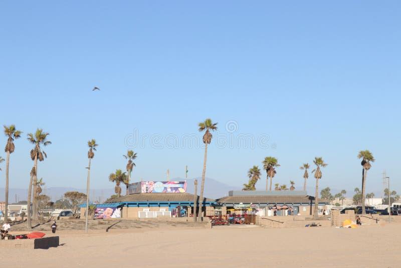 Huntington Beach imagen de archivo libre de regalías