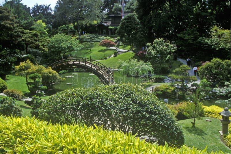 Huntington Library And Gardens Japanese Gardens Pasadena Ca Stock Image Image Of World
