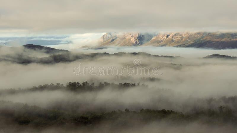Huon Valley lizenzfreie stockbilder