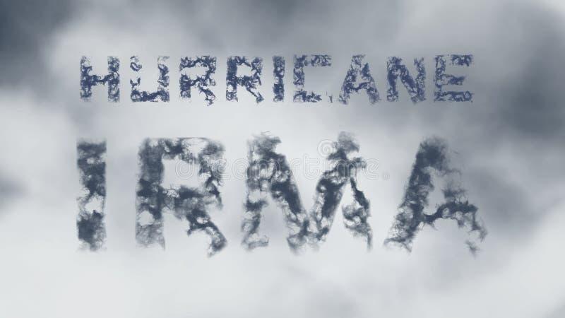 Huracán Irma libre illustration