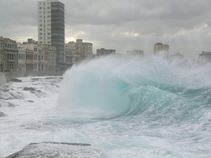 huragan obraz royalty free