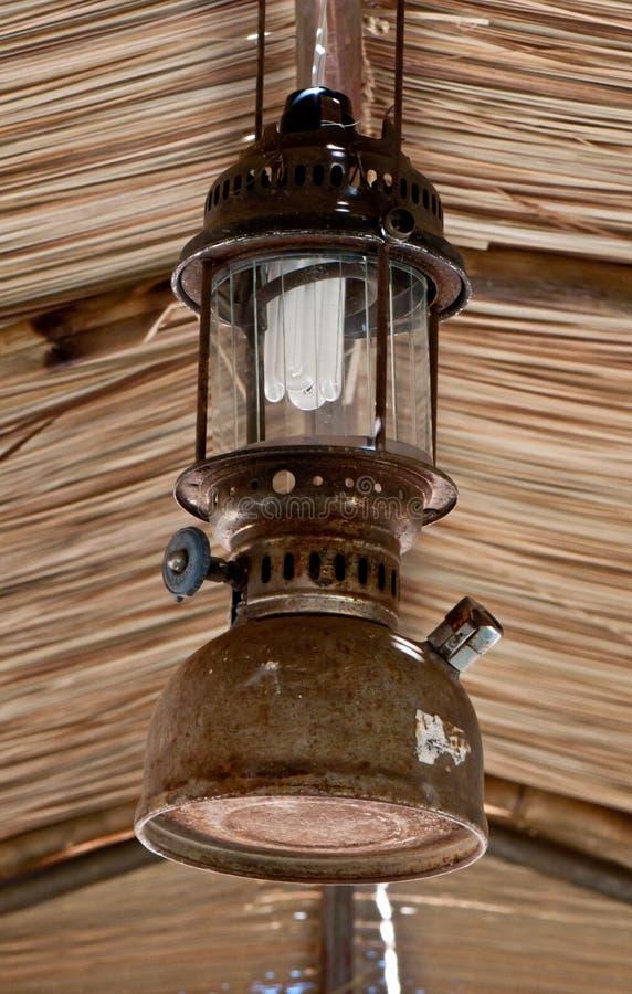 Huraganowa lampa obrazy royalty free