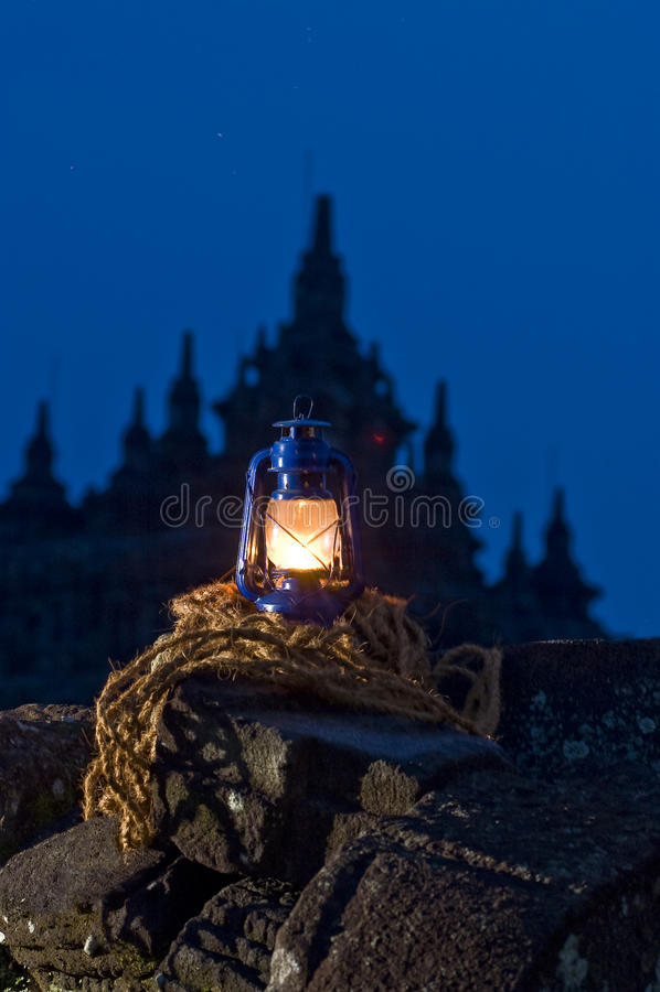 Huraganowe lampy zdjęcia stock